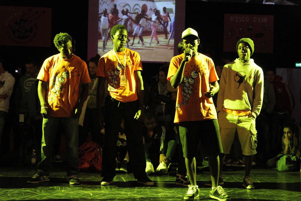 Breakdance Project Uganda - WeFree