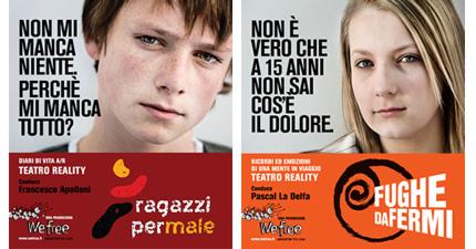 Crea il nuovo slogan WeFree per il 2013