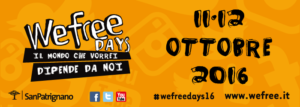 WeFree Days 2016